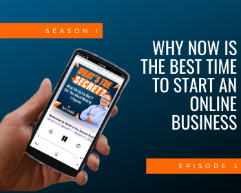Why Now Is The Best Time to Start an Online Business