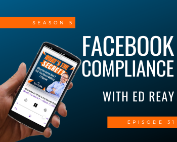 Facebook Compliance with Ed Reay